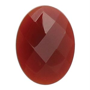 Picture of Red Agate Oval Stone