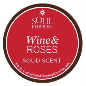 Picture of Wine and Roses Solid Perfume